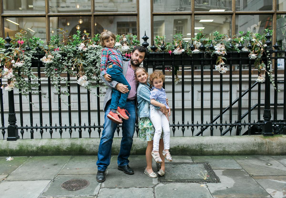 Чем заняться в Лондоне папам с детьми