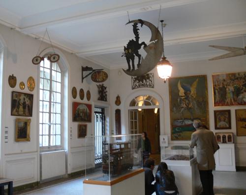 Парижские музеи бесплатно