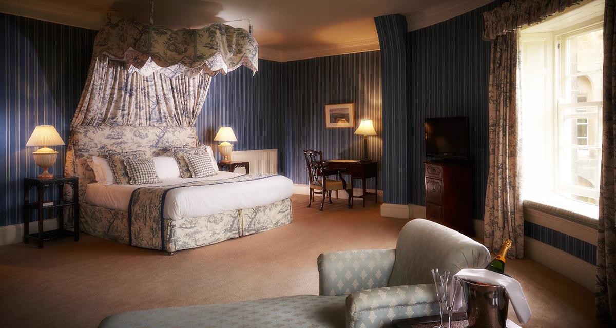 Swinton Park Hotel, Йоркшир