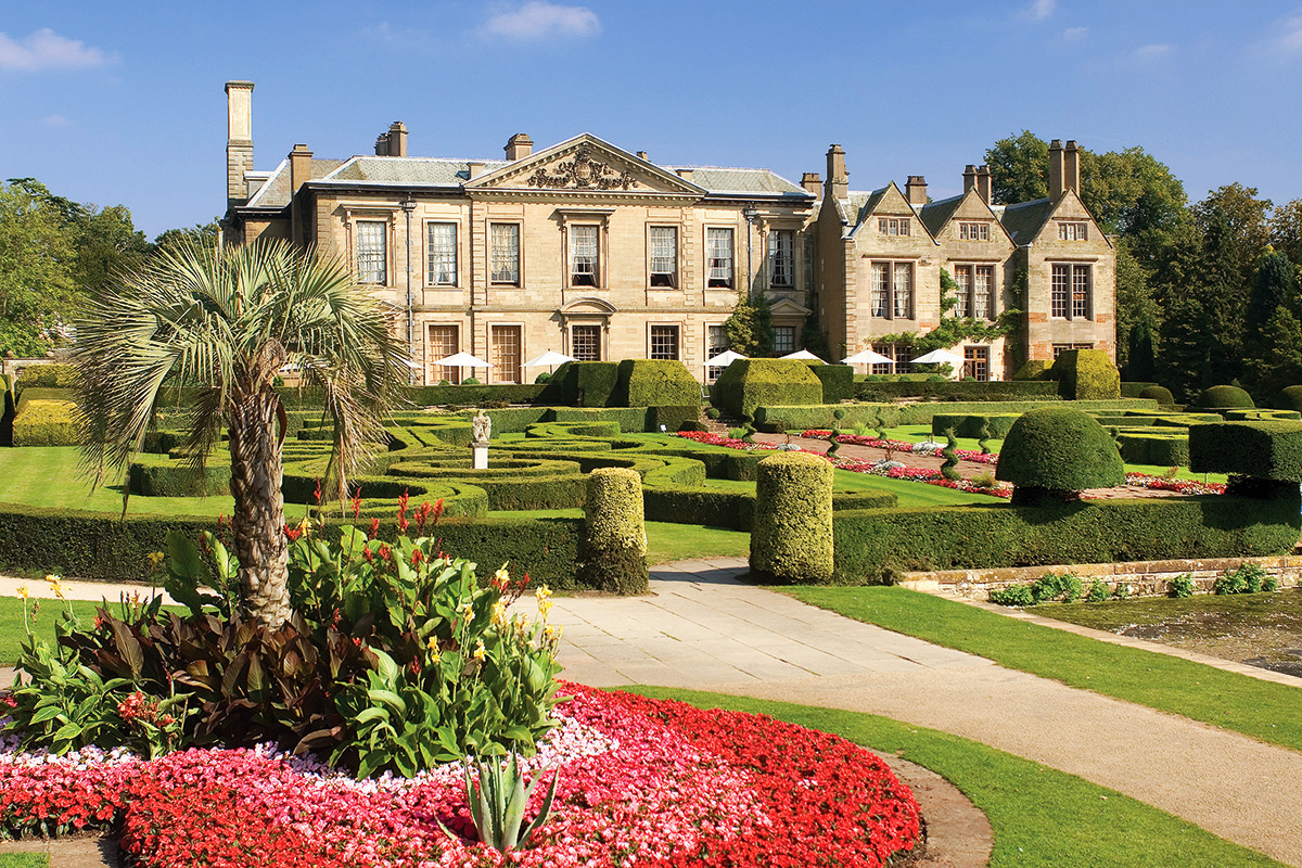 Coombe Abbey Hotel, Бинли