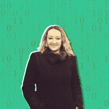 Женщина-хакер: как добиться признания в профессии, если ты молодая блондинка из Украины