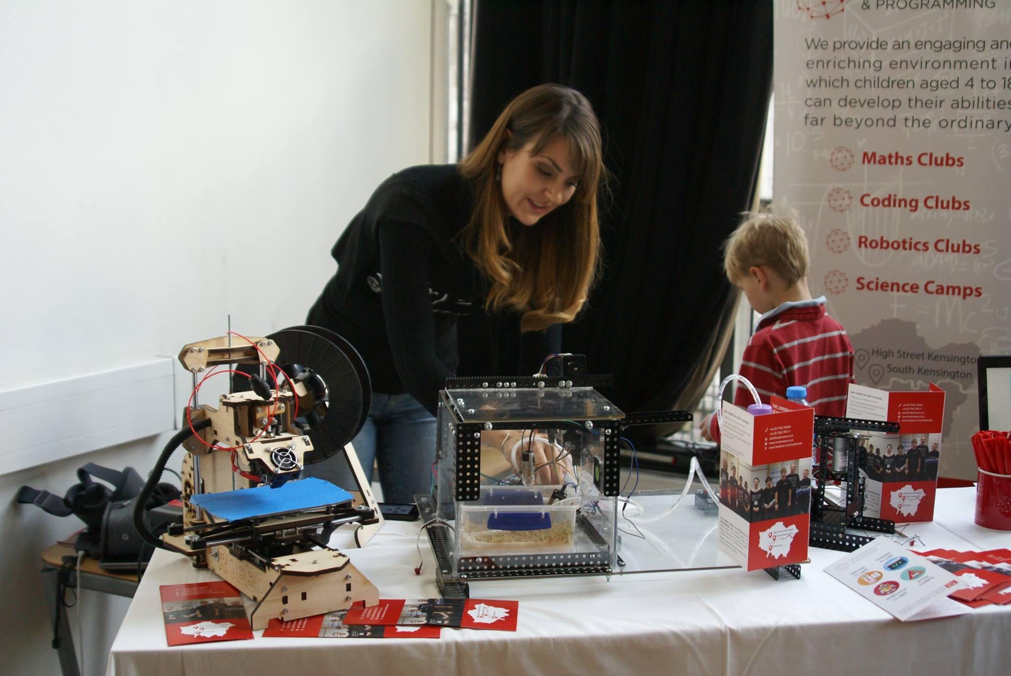 Детское техническое образование