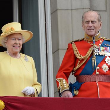 70 лет королевского брака. Елизавета II и принц Филипп празднуют платиновую свадьбу