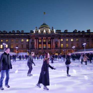 Лучшие места в Лондоне для катания на коньках (с детьми)