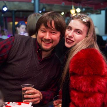 ZIMA Winter Party. Первые фотографии. АПД. И видео!