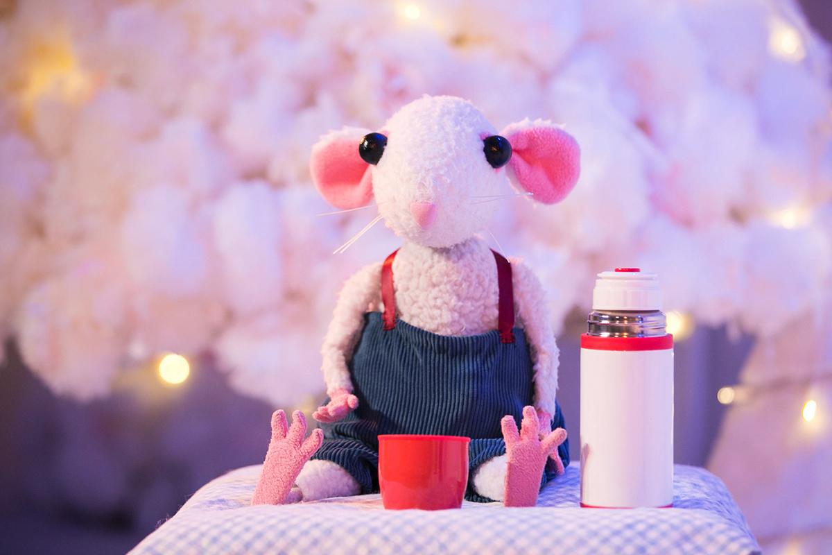 Snow Mouse в театре Barbican