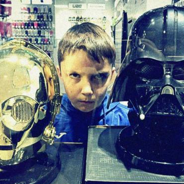 Как сняться в «Звездных войнах», если тебе восемь лет и ты русский мальчик из Лондона