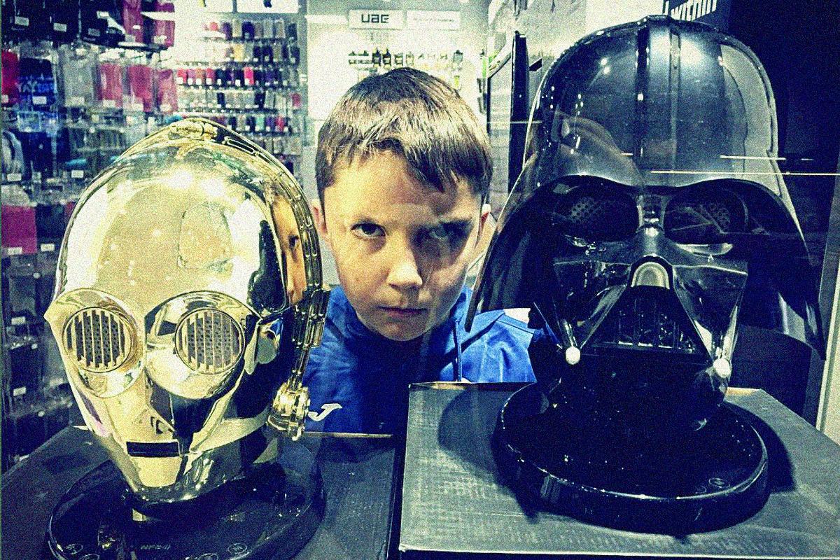 звездные войны русский мальчик