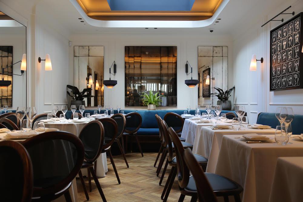 Ресторан Babel House в Лондоне