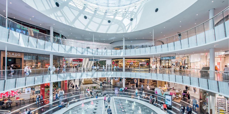 Scandinavian Mall в Стокгольме
