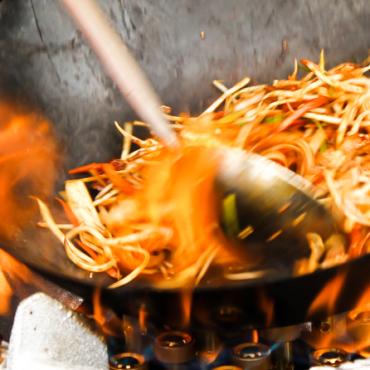 Ресторан уличной еды в Бангкоке получил мишленовскую звезду