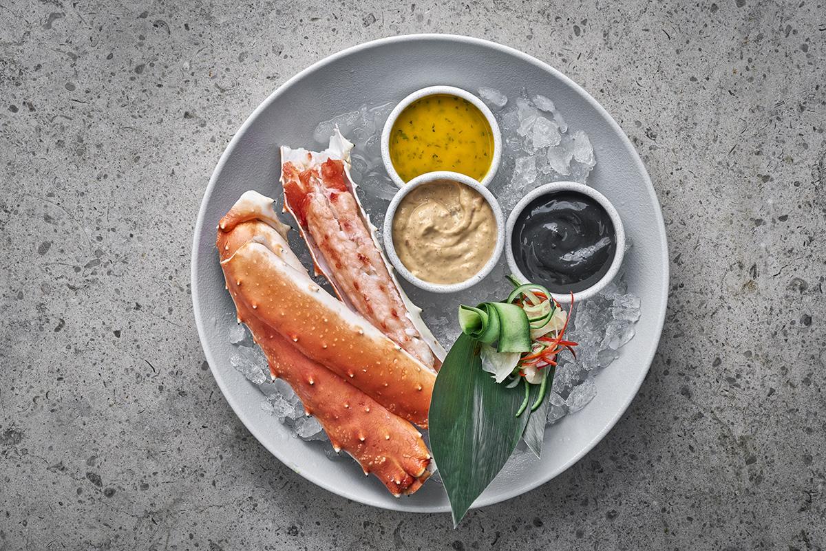 ресторан Fancy Crab