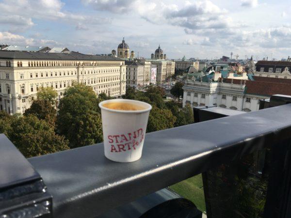 Бар 25hours hotel в Вене