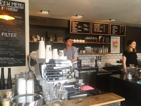 Кофейня в Вене