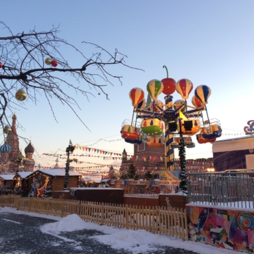 «Oh my God! They have musicals here in Russia!» Как лондонские дети съездили в Москву