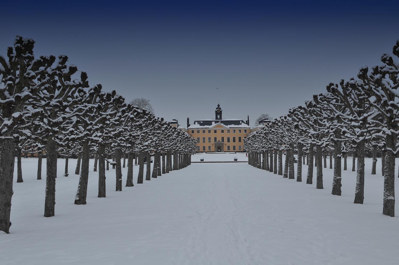 Замок в Стокгольме