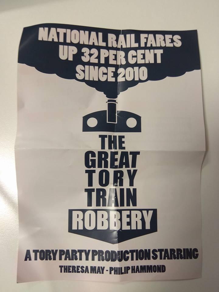 The Great Tory Train Robbery фото В. Ерухимовича