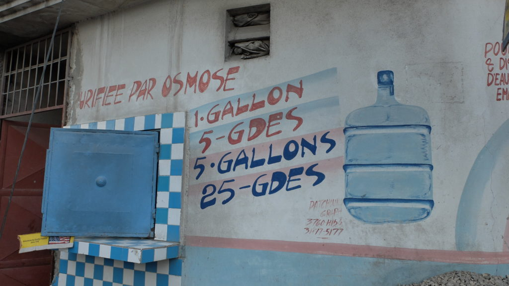 Путешествие в Гаити