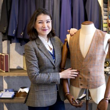 Чтобы костюмчик сидел. Интервью с хозяйкой ателье Татьяной Кожевниковой, попавшей в список Forbes