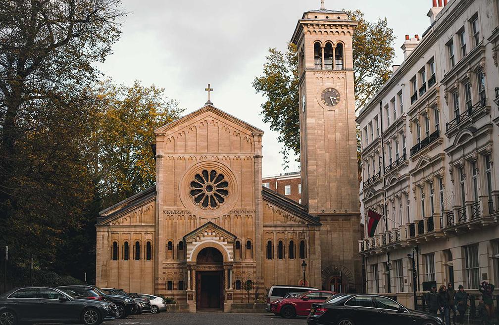 Найтсбридж православный, о котором вы не знали