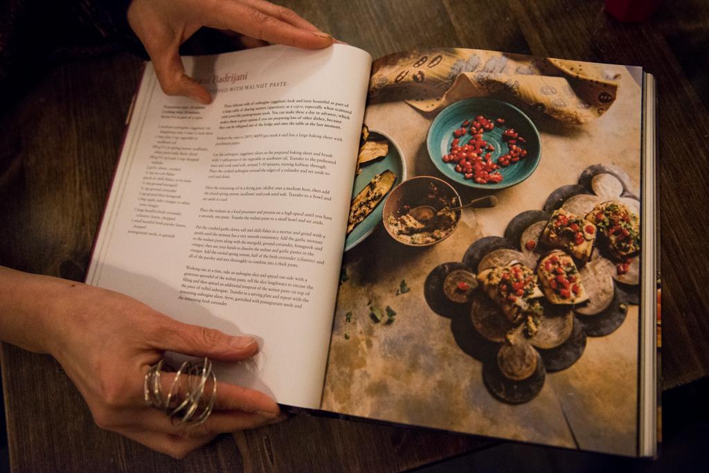 грузинские рецепты на английском