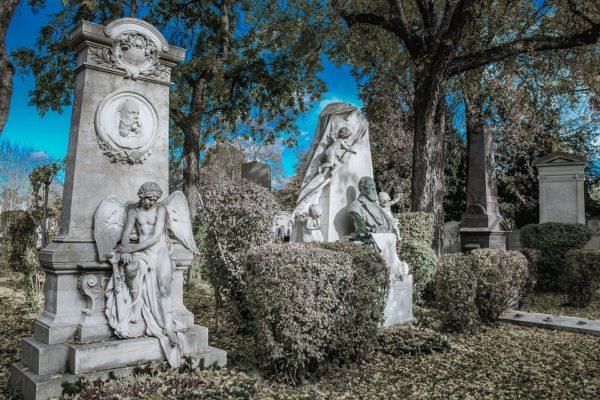 Центральное кладбище в Вене