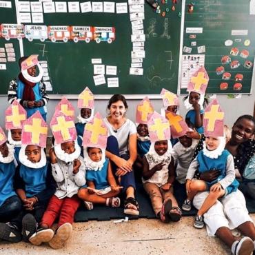 В Конго по любви: как владелица ателье из Киева поехала волонтером в Африку и что из этого вышло