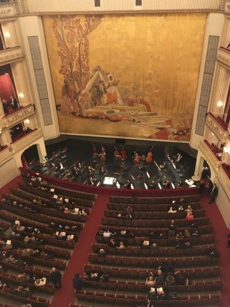 Экскурсия по опере в Вене