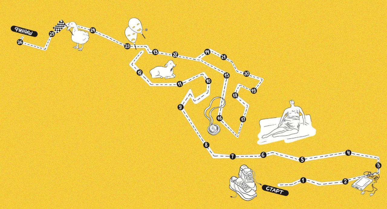 Чем заняться в Лондоне, если вы сошли с дистанции Лондонского марафона