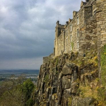 Шотландия за три дня и оптимальный план: Эдинбург, Стерлинг, Бен Ломонд
