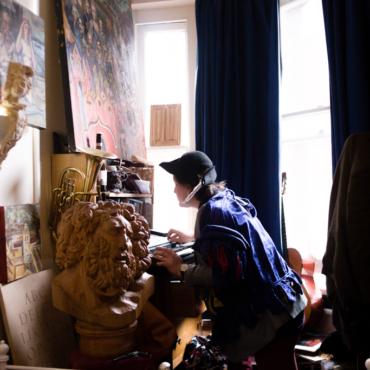 Мой дом — антисквот. Как живется художнику в здании University of Westminster за £600 в месяц