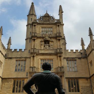 Почему в системе обучения Оксфорда больше бюрократии, чем в российском вузе. Объясняет студентка