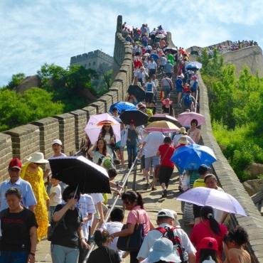 Куда ездят отдыхать китайцы, что ценят в путешествиях и почему фотографируют все подряд
