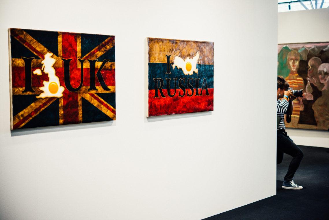 """""""Если бы я не знал, что это Тбилиси, я бы легко подумал, что это Лондон"""". Репортаж с Tbilisi Art Fair"""