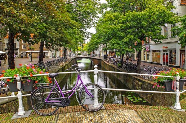 переезд в Амстердам из России на ПМЖ