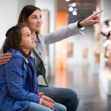 Семь лондонских музеев, в которых можно познакомить ребенка с искусством абсолютно бесплатно