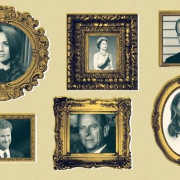 Тест: что вы знаете о британской королевской семье?