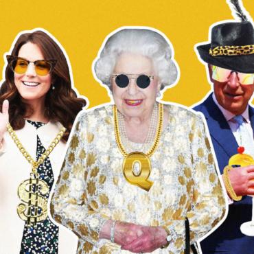 На что живет Елизавета II и королевская семья? (считаем чужие деньги, да)
