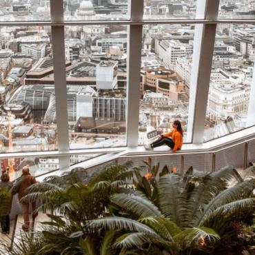 Увидеть и зачекиниться: топ-10 самых красивых мест Лондона, без которых «Инстаграм» не «Инстаграм»