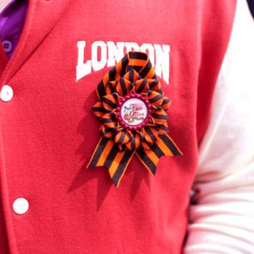 9 мая в Лондоне «Бессмертный полк» начнет свое шествие от Трафальгарской площади
