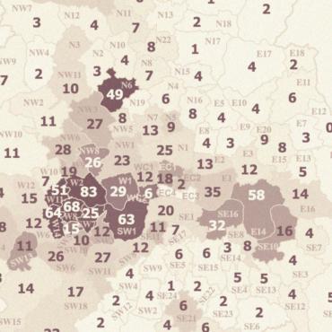Попытка статистики: что за россияне голосовали 18 марта на избирательном участке в Лондоне? Где они живут? Сколько им лет?