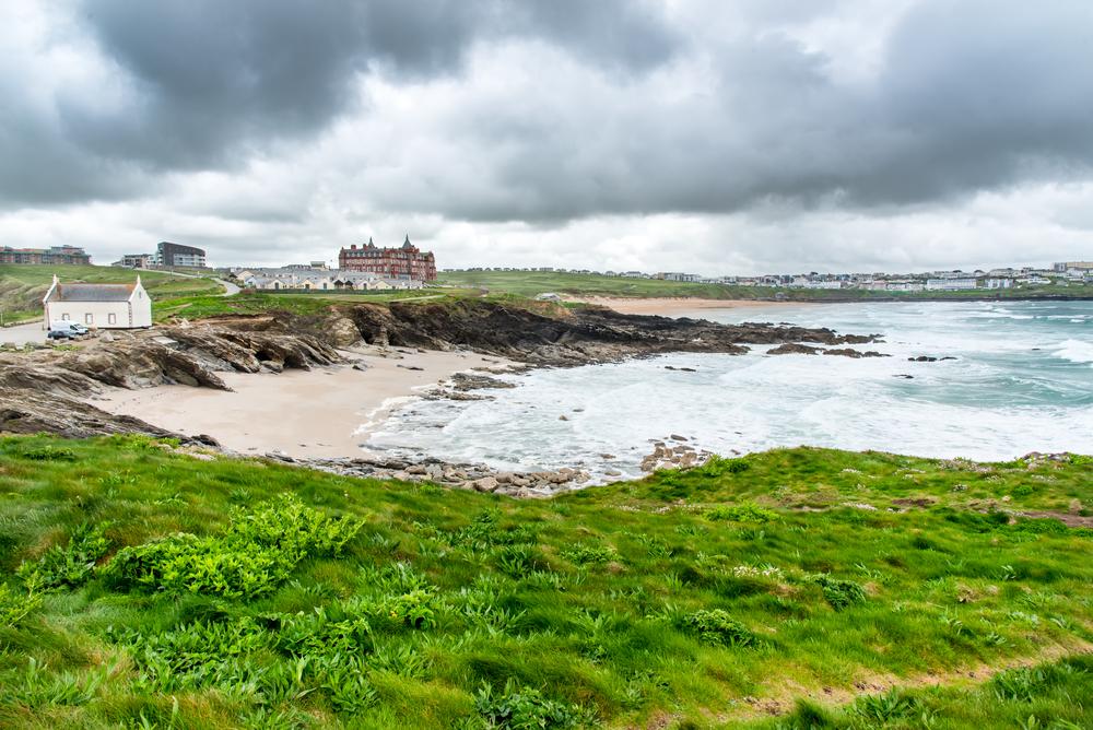 Восемь самых живописных пляжей Великобритании, которые очень давно ждут вас