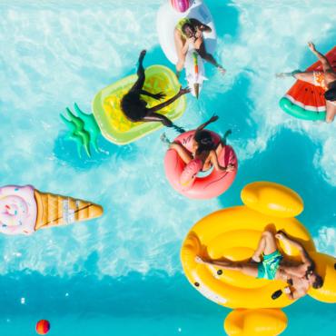 В Лондоне в +30ºC: восемь бассейнов под открытым небом (от £4,80 до £3150)