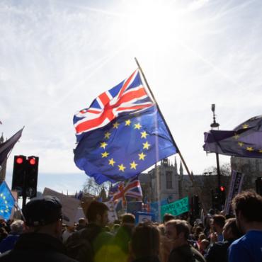 Опрос: какой сценарий «Брекзита» вы считаете лучшим для Британии?