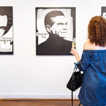 В Лондоне открылась галерея современного искусства москвички Софьи Эбботт