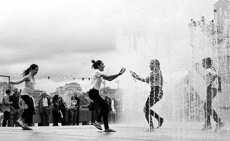 фонтаны в лондоне