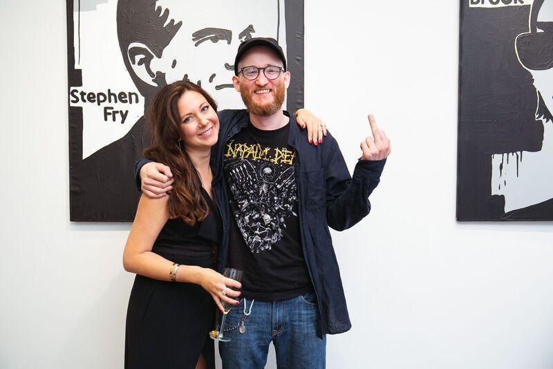 Софья Эбботт и Валерий Чтак
