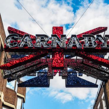 10 главных мест для селфи в лондонском Сохо