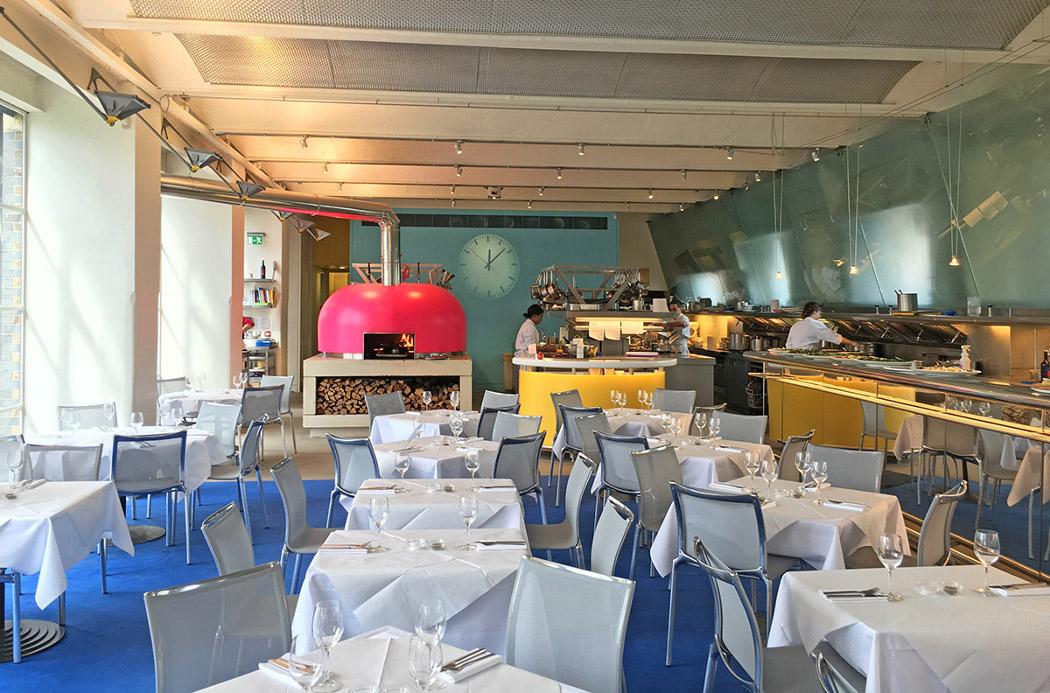 Речная трапеза с видом: лучшие прибрежные рестораны на Темзе