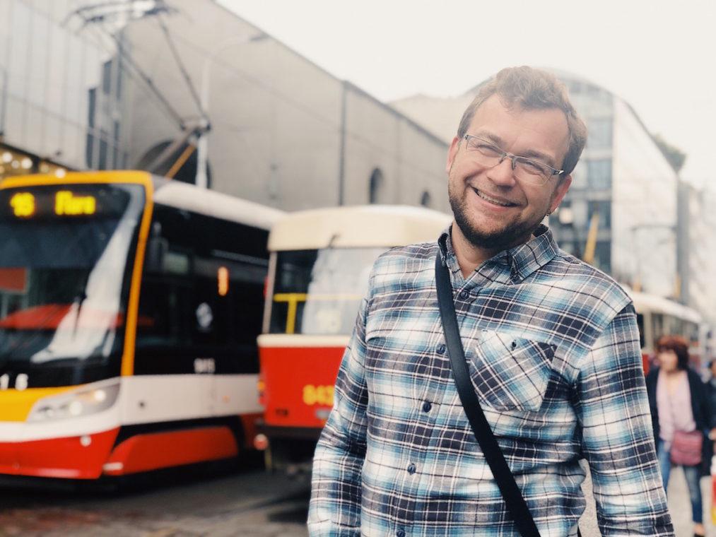 Русские в Чехии. Антон Ширяев
